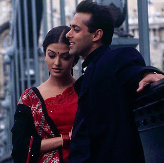 Aishwarya And Salman Khan From Movie Hum Dil De Chuke Sanam