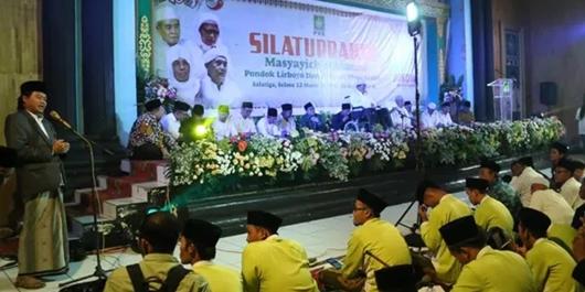 PKB Kumpulkan 1.000 Kiai, Jokowi Telepon Ucapkan Terima Kasih