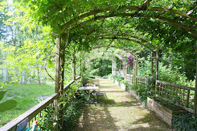 How to create the perfect garden for outdoor entertainging