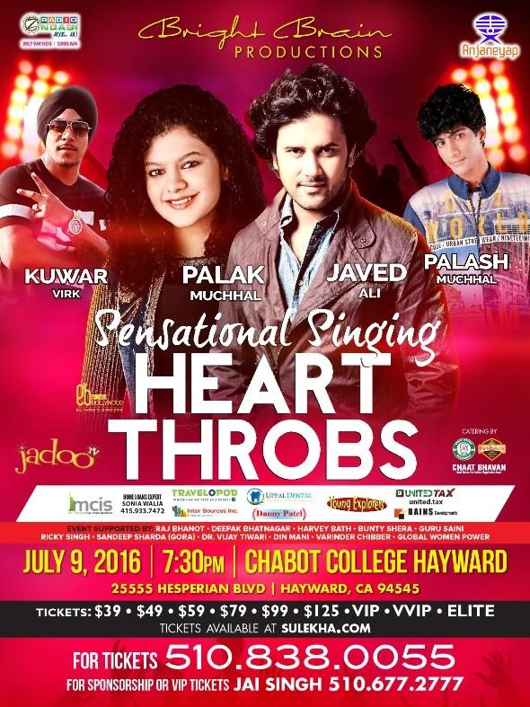 Javed Ali Live Concert 2016