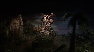 Primeval World Diorama Disneyland