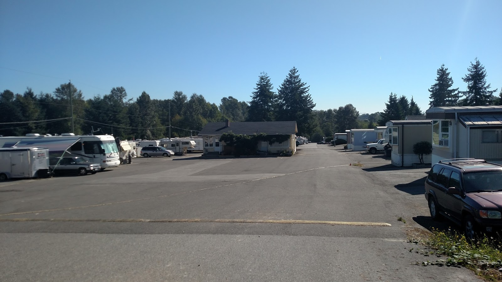 Our RV Park In Surrey BC