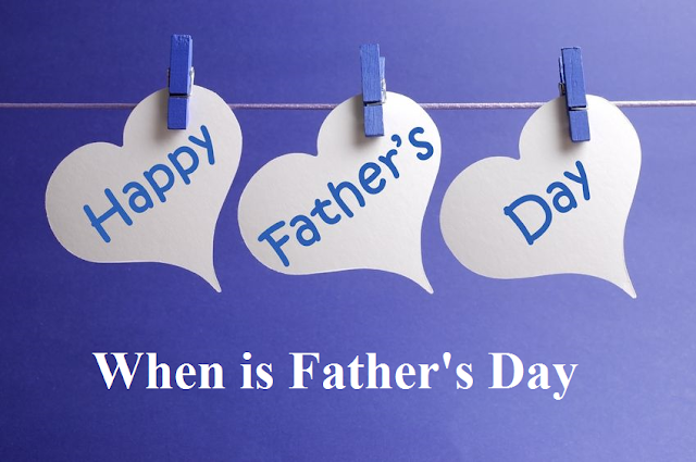 When is fathers Day 2015
