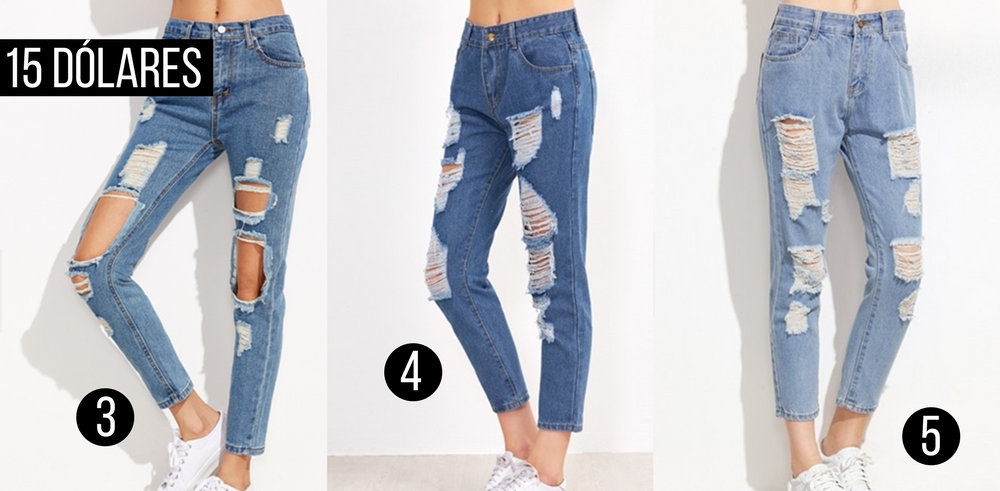 calça jeans boyfriend barata 50 reais