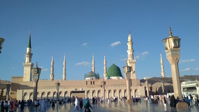 Raja Salman Setujui Proyek Pembangunan Masjid Nabawi
