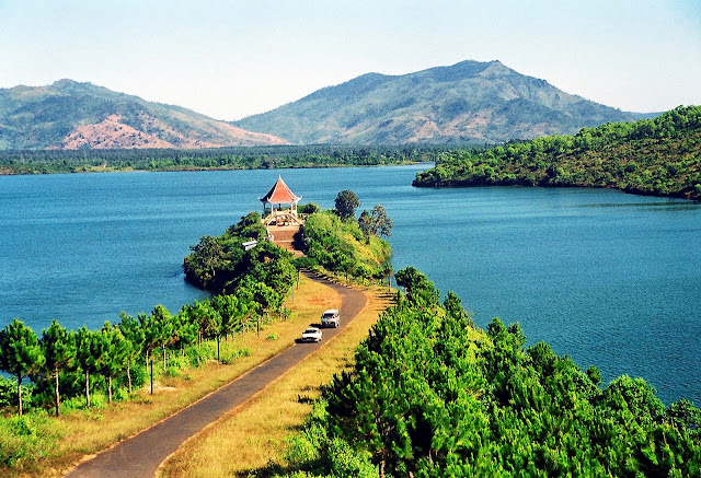 Pleiku city is interesting destination in Highlands Vietnam