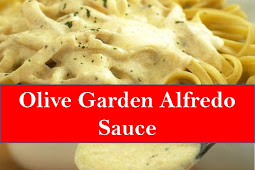 #Delicious #Olive #Garden #Alfredo #Sauce