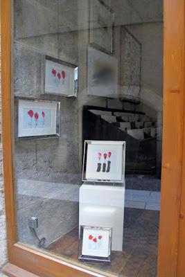 Petits formats Galerie de Lans Nathalie Le Reste