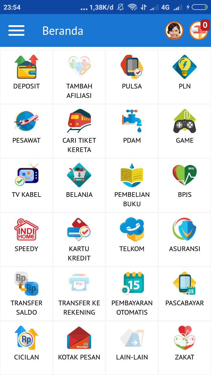 Aplikasi E-Payment atau Sistem Pembayaran Online Gratis ...