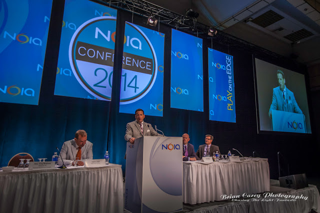 NOIA Conference at the St John's Convention Centre, SJCC, St John's, Newfoundland