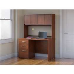 Bush Business Furniture Series C Elite Desk