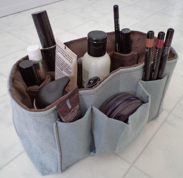 Crafty Cosmetics Caddy by eSheep Designs