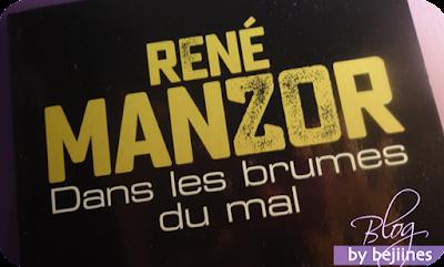 Livre : Dans les brumes du mal - René Manzor