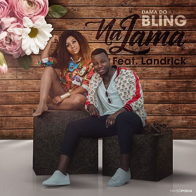 Dama do Bling - Na Lama (feat. Landrick)