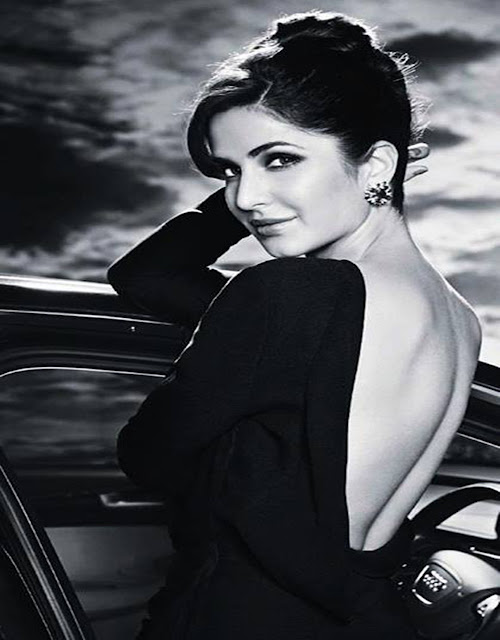 Katrina Kaif Feels The Heat On The Sets of 'Tiger Zinda Hai'