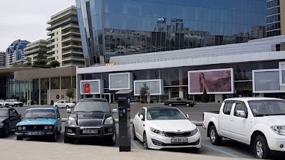 المواصلات في اذربيجان