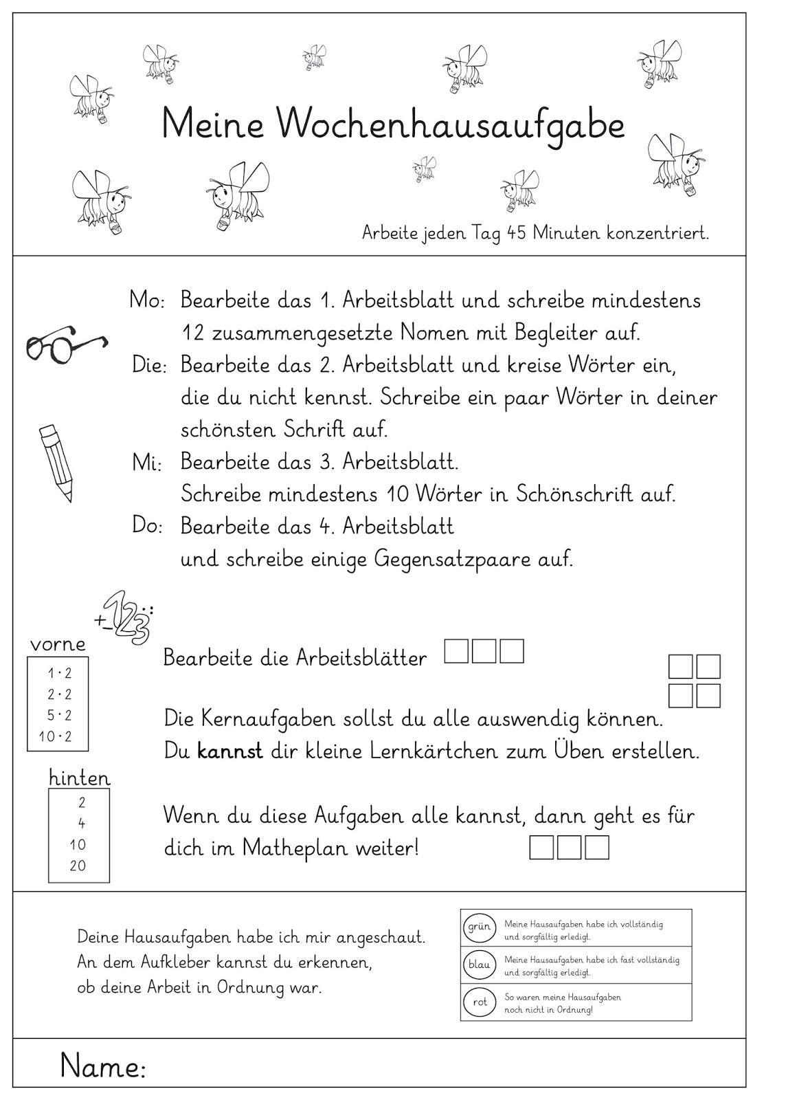 Beste Jahr 3 Mathe Hausaufgaben Arbeitsblatt Ideen - Mathe ...