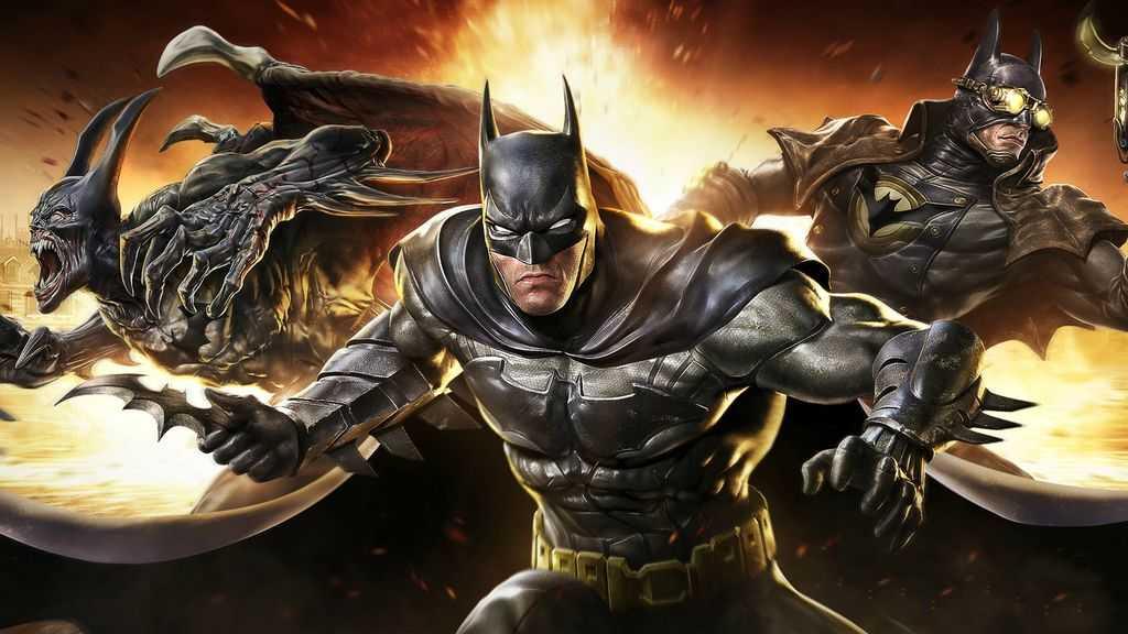 Batman Arkham Crisis 2019