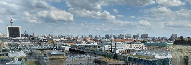 Berlin, l'skyline