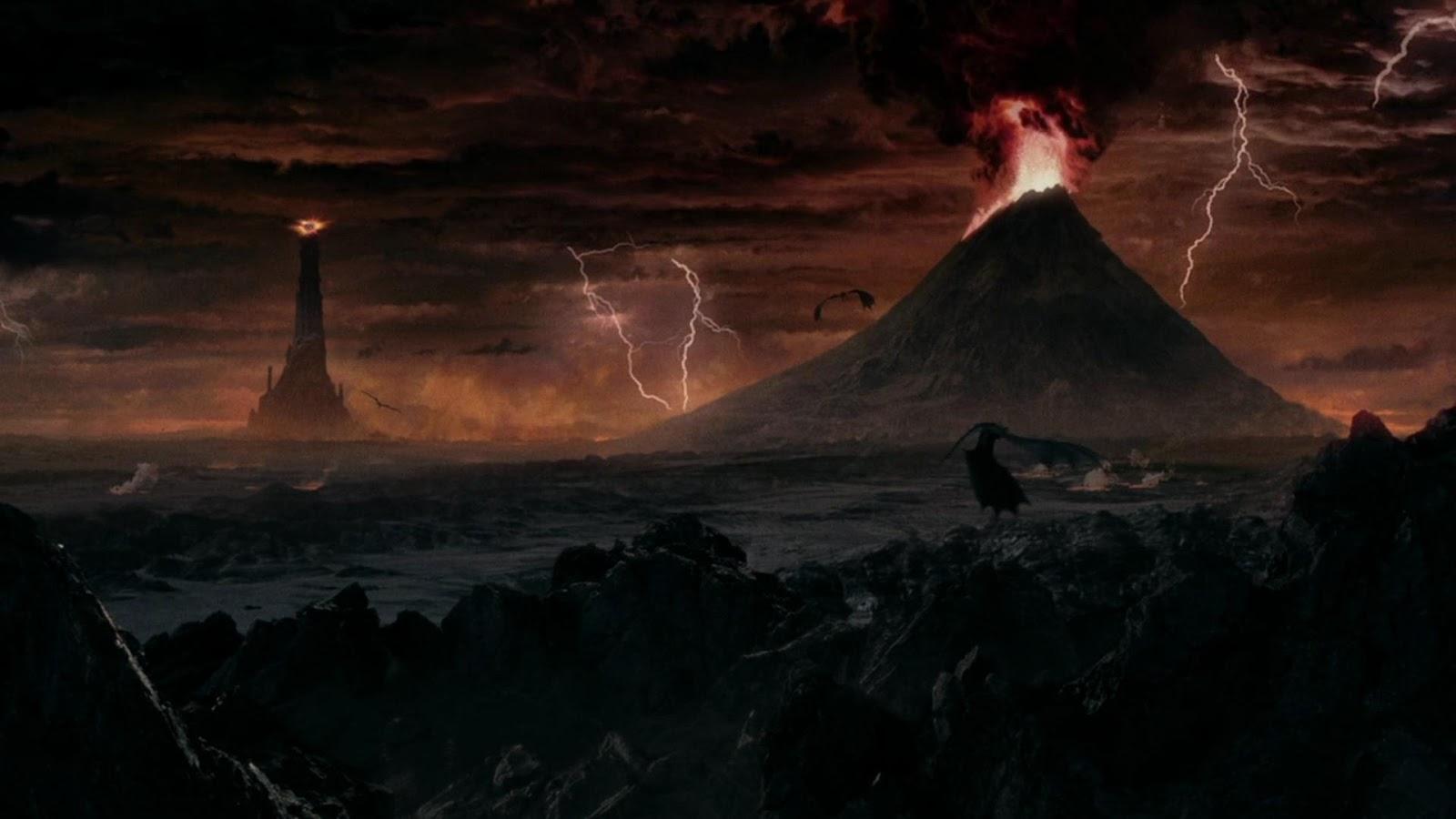 I came, I saw...: Fog of War, Part 12: Mordor & Barad-Dur