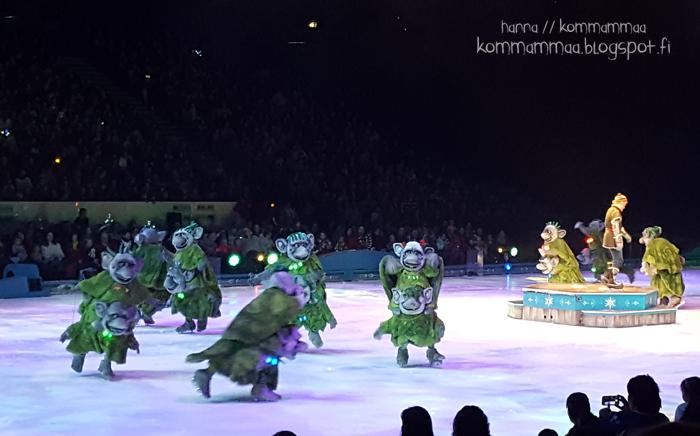 disney on ice frozen 2016 helsinki finland hartwall arena