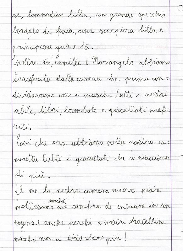 Descrizione Della Mia Camera Da Letto In Inglese Joodsecomponisten