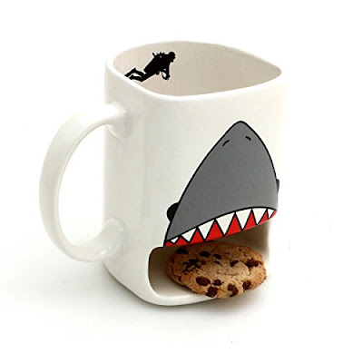 Shark Week Cookie Dunk Cup