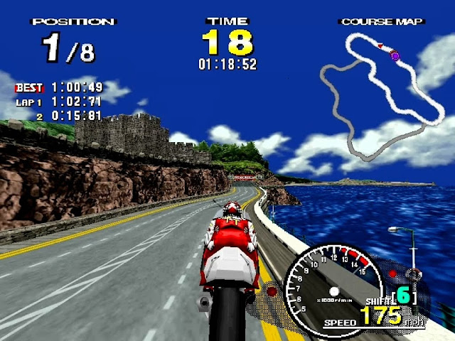 Download Manx TT superbike Game Highly Compressed
