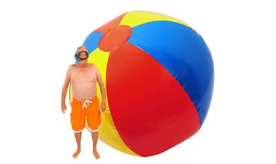 pelota gigante