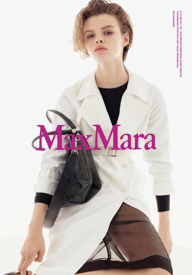 Max Mara Spring Summer 2018 Campaign
