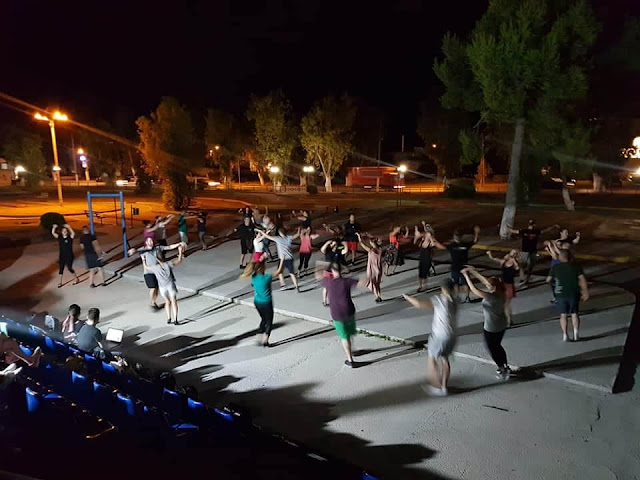 """""""Καρσί: Χοροί αντικριστοί την Παρασκευή στο Θεατράκι της Νέας Κίου"""