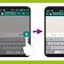 Recebeu uma mensagem de áudio WhatsApp convertê-las para texto