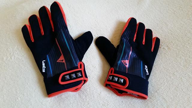 mănuși de ski pentru copii - 14 ani