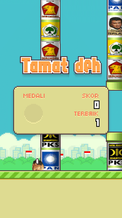 Download Game Jokowi Bird Versi Hp Android