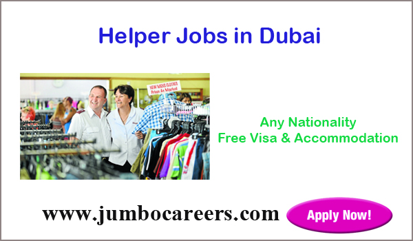 Urgent Dubai jobs for Indians, Available jobs in Duabi with benefits,