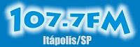Rádio 107,7 FM de Itápolis ao vivo