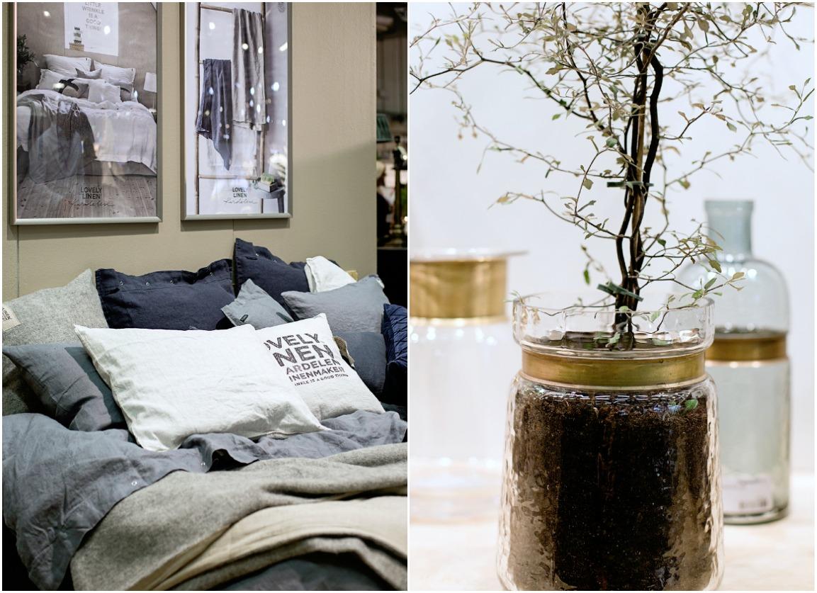 Formex, livingspace, sisustus, sisustaminen, interior, messut, sisustusmessut, Tukholma, trendit 2017, kevät, pellava, Kardelen, Lovely Linen