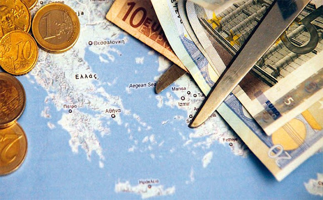 Σε ποιες περιοχές της Ελλάδας τα χρέη βρίσκονται στο κόκκινο!