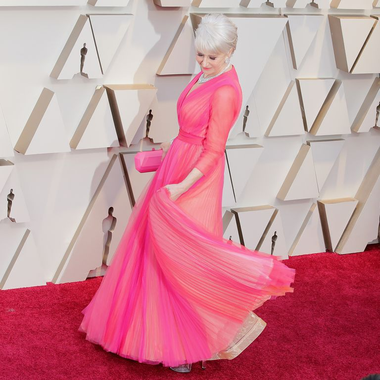 Helen Mirren – Oscars 2019 Red Carpet – 91st Academy Awards in Los Angeles