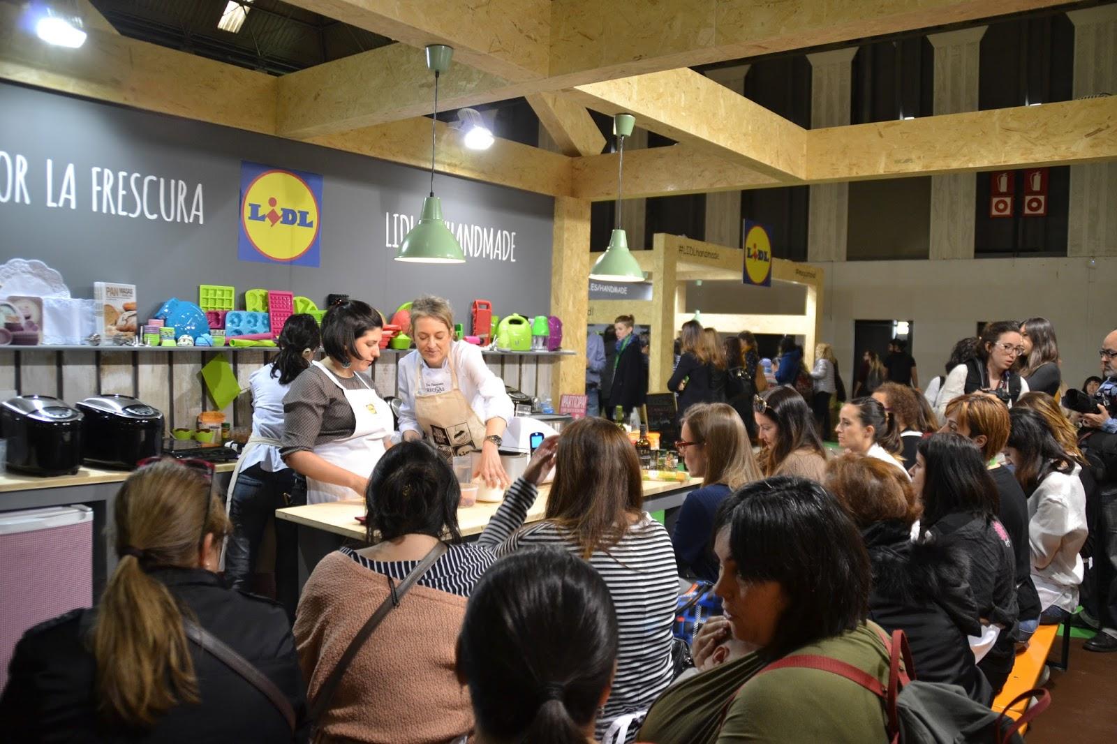 Taller de cocina - Handmade Festival de Barcelona 5
