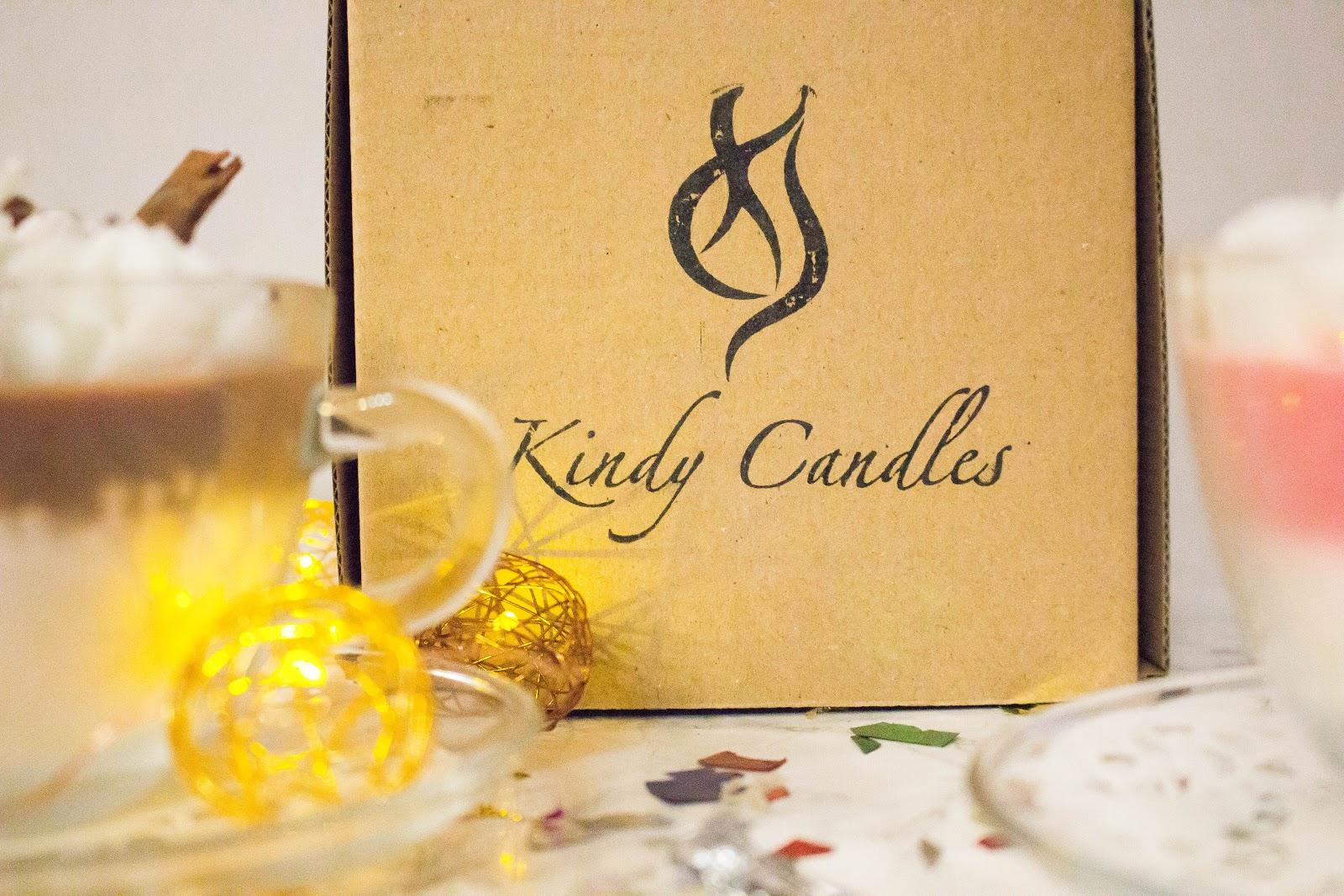 подаръци свещи