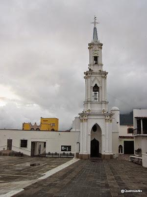 Iglesia de San Luis Soyatlán - Municipio de Tuxcueca