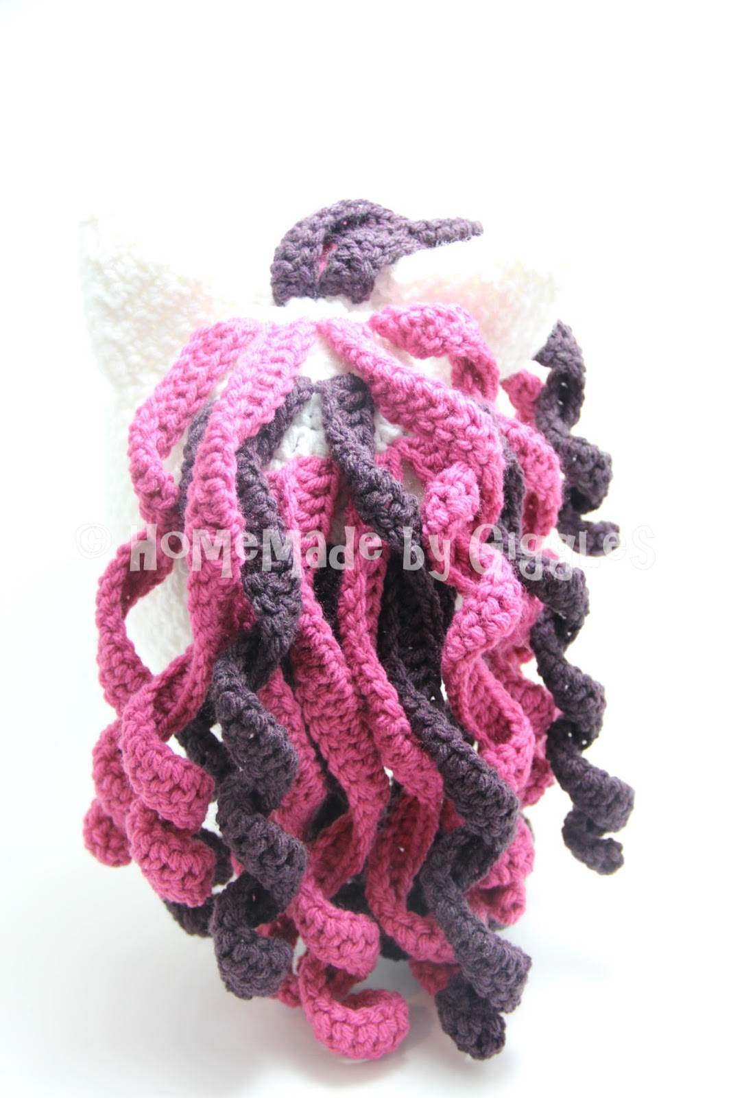 Homemade by Giggles: Unicorn Hat - FREE Crochet Pattern!