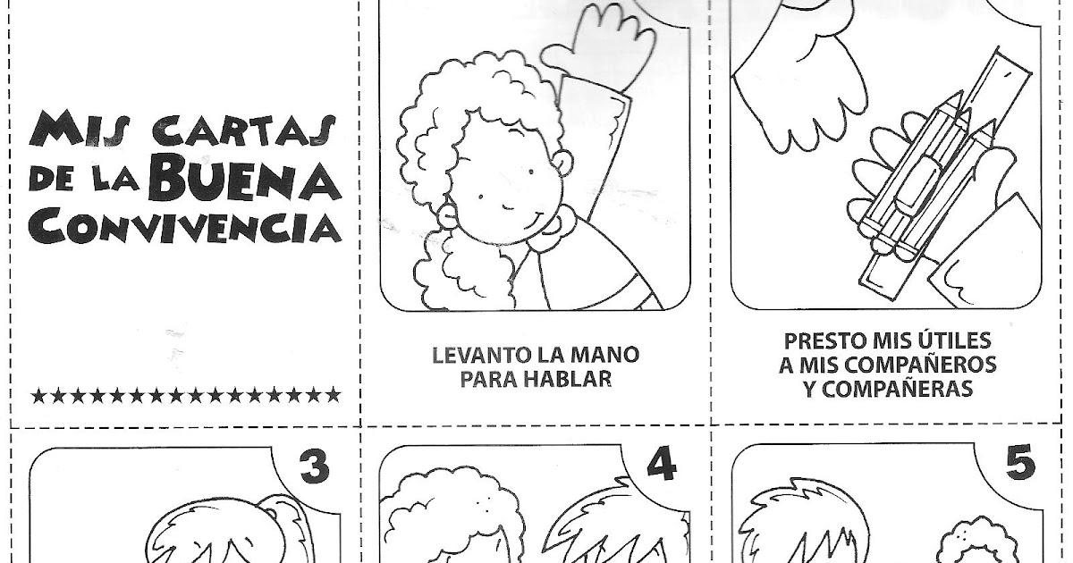 Mejora De La Convivencia Escolar Juego De Cartas