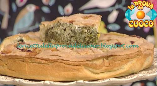 Torta pasqualina tradizionale ricetta Moroni da Prova del Cuoco