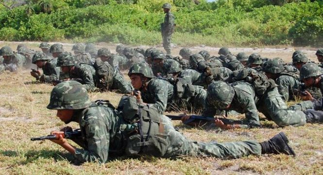 Image result for pics of maldives army