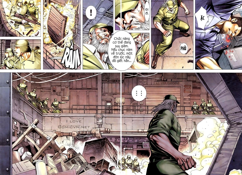 Đại Quân Phiệt chap 14 trang 25