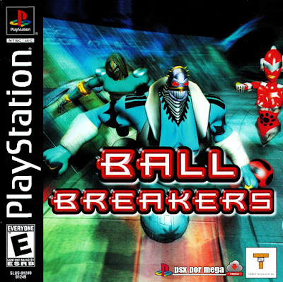 descargar ball breakers psx mega