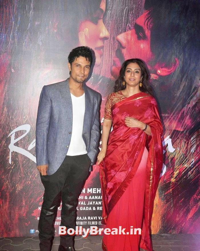 Randeep Hooda, Tabu, Photos from 'Rang Rasiya' Premier