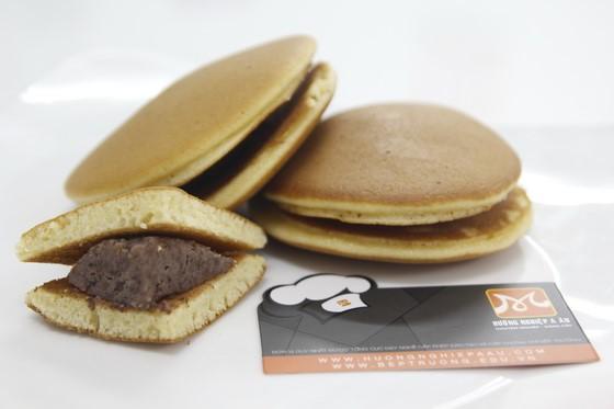 hình ảnh bánh Dorayaki